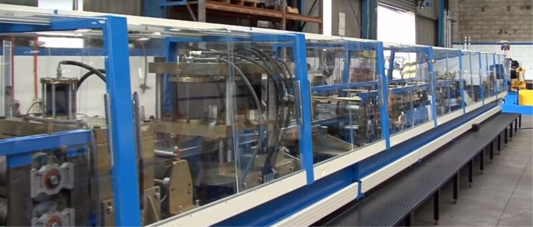 cold roll forming equipment